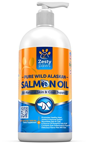 Salmon Oil For Dogs Reviews
