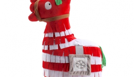 Anime World Gifts – Loot Supply Llama 35cm Christmas Holiday Special Stuffed Plush Toy