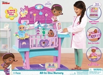 Doc McStuffins All-in-One Nursery