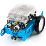 Makeblock mBot 1.1 Kit – STEM Education – Arduino – Scratch 2.0 – Programmable Robot Kit for Kids to Learn Coding, Robotics and Electronics – Blue(Bluetooth Version – Family Prefer)