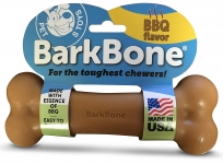 Pet Qwerks BBQ BarkBone Nylon Chews for Dogs