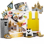 "Pinblock Freestyle ""Metallic"" 1000 pc Building Blocks – As Seen On Shark Tank"