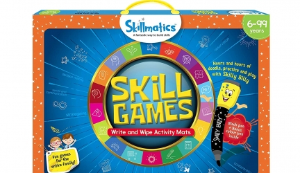 Skillmatics Educational Game: Skill Games 6-9 Years| STEM Learning | Creative Fun Activities|Gift Boys Girls Kids Ages 6 to 9 Years