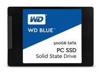 WD BLUE 500GB Solid State Drive